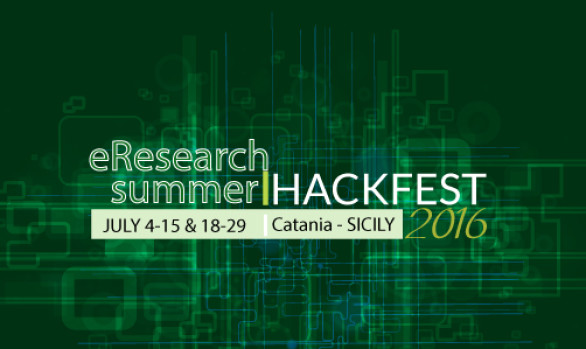 e-Research Summer Hackfest