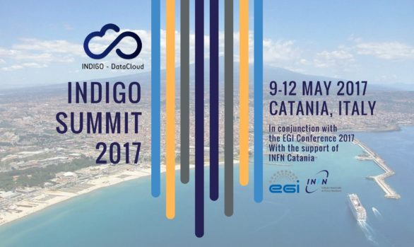 EGI CONFERENCE AND INDIGO SUMMIT 2017