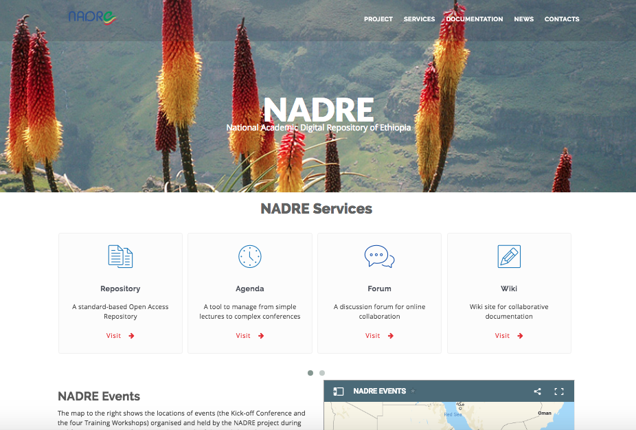 NADRE Project