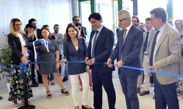 Inaugurazione Visitor Centre LNS-INFN