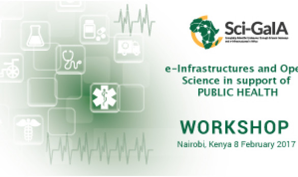 Infrastructures and Open Science Support of Public Health