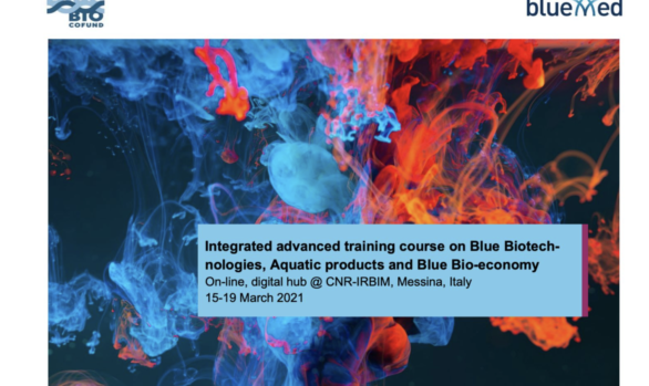 """""""Integrated advanced training course BlueMed and BlueBio"""""""